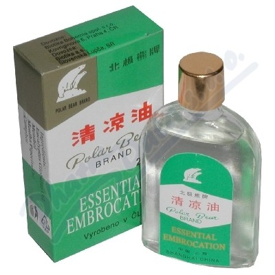 Essential Embrocation 27ml  (Výprodej)