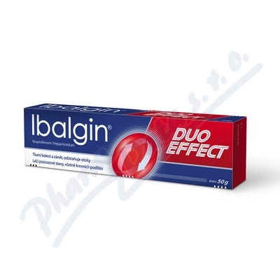Ibalgin Duo Effect drm.crm. 1x50gm