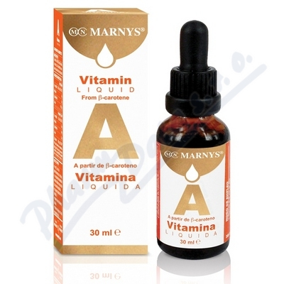 Tekutý Vitamin A 30ml