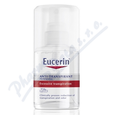 EUCERIN Intenzivní antiperspirant sprej 30ml