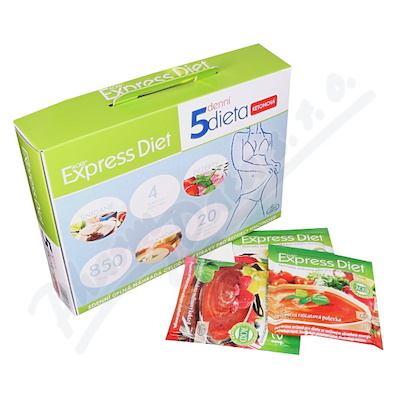 Good Nature Express Diet 5-ti denní dieta 20x55g