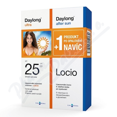 Daylong ultra SPF 25 200ml + After Sun Lot. 200ml