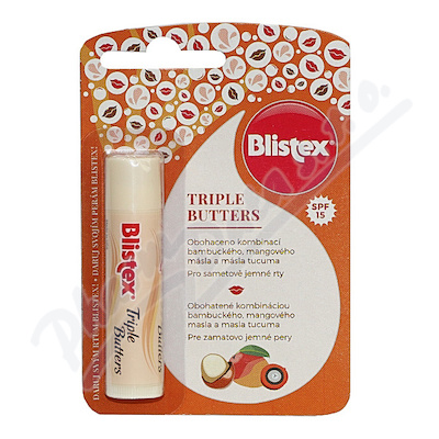Blistex Triple Butters 4.25g