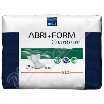 Inkont.kalh. Abri Form Air Plus XL2. 20ks