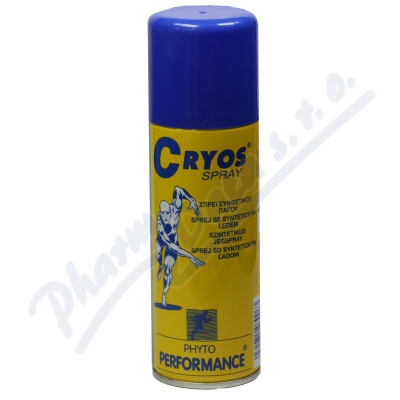 CRYOS SPRAY syntetický led ve spreji 200ml