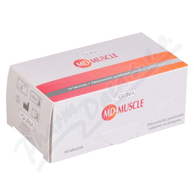 MD-MUSCLE ampulky 10x2ml
