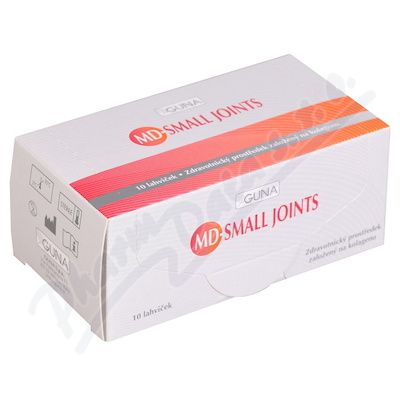MD-SMALL JOINTS ampulky 10x2ml