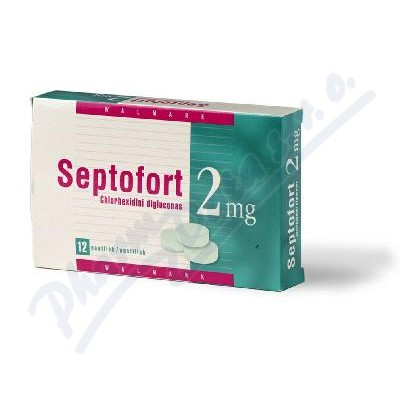 Septofort orm.pas.12x2mg-bli