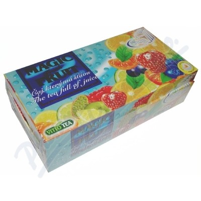 VITTO Magic Fruit Kazeta ovocný mix n.s. 80x2g