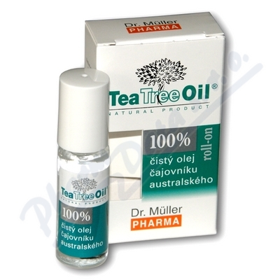 Tea Tree Oil roll-on 4ml Dr.Müller