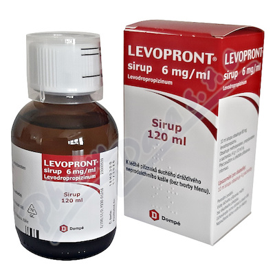 Levopront 6mg/ml sir.120ml