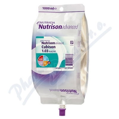 Nutrison Advanced Cubison por.sol.1x1000ml