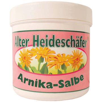 Alter Heideschafer arniková mast 250 ml
